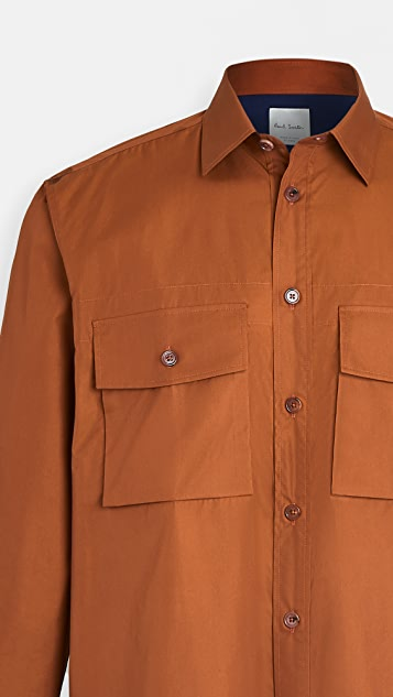 Paul Smith Double Pocket Military Shirt