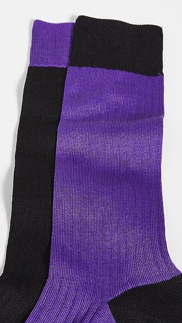 Paul Smith Nate Odd Plain Socks