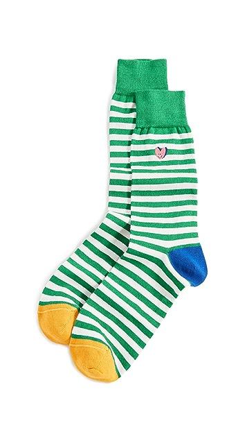 Paul Smith Nebrina Stripe Socks