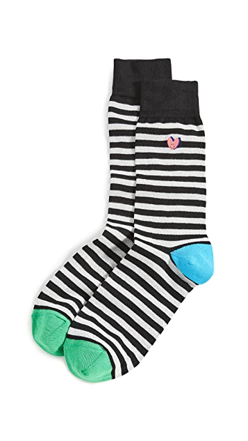 Paul Smith Nebrina Stripe Socks