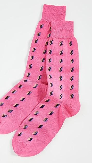 Paul Smith Fluro Flash Socks