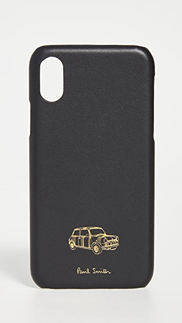 Paul Smith Embossed iPhone X / XS Case