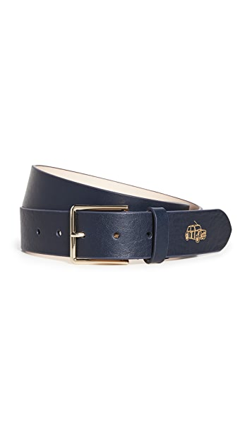 Paul Smith Mini Embossed Tip Belt