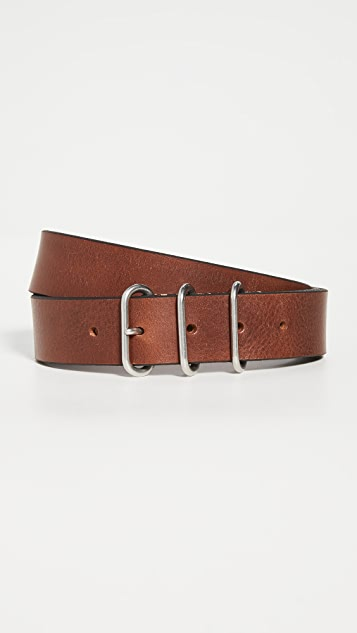 Paul Smith Bent Wire Belt