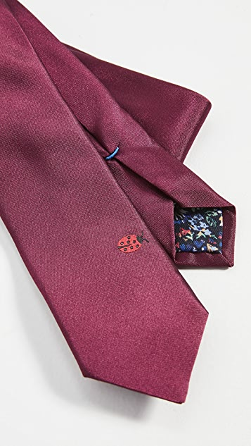 Paul Smith Solid Narrow Tie