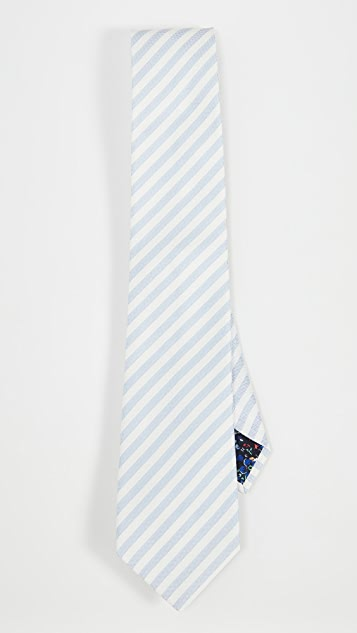 Paul Smith Classic Striped Tie