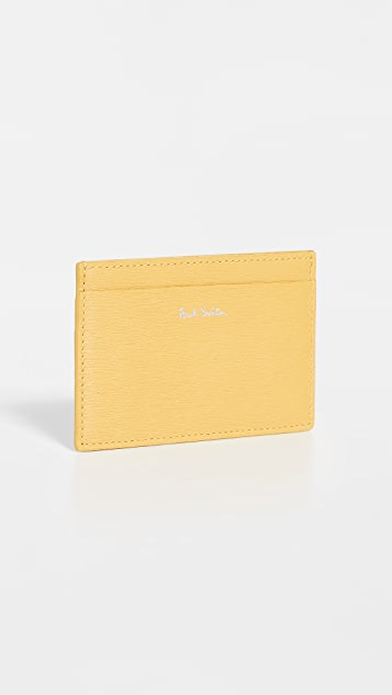 Paul Smith Straw Card Case