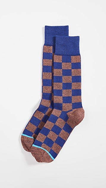 Paul Smith Grid Oswald Socks