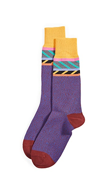 Paul Smith Twisty Oslo Socks