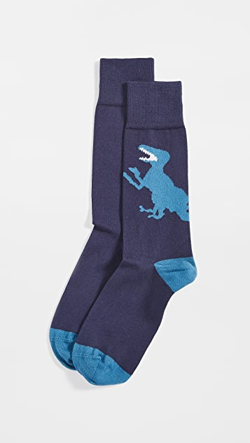 Paul Smith Dino Socks