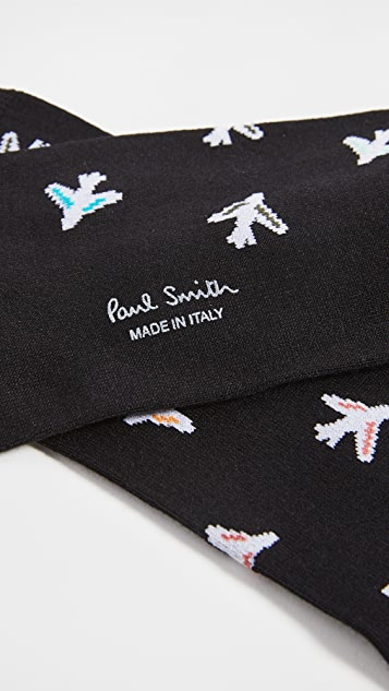 Paul Smith Orly Plane Socks