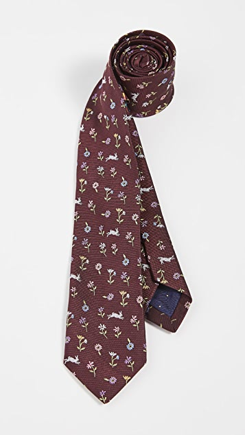 Paul Smith Rabbit Tie