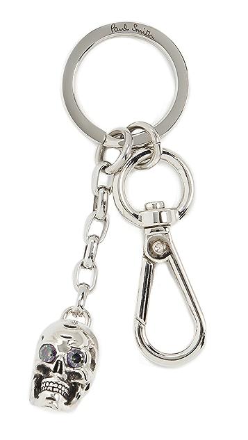 Paul Smith Skull Key Ring