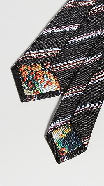 Paul Smith Men Tie Stripe