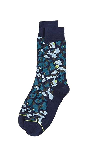 Paul Smith Granite Camo Socks
