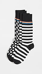 Paul Smith Multi Pattern Sock 2 Pack