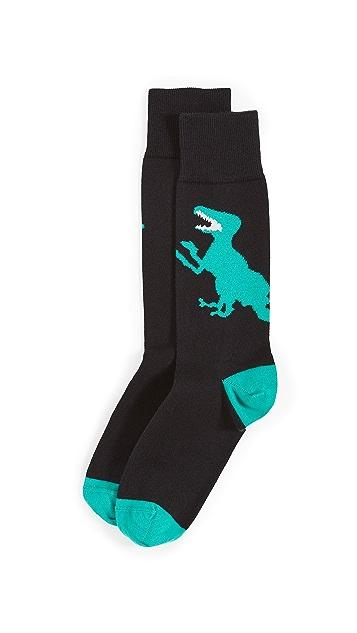 Paul Smith Mens Dino Socks