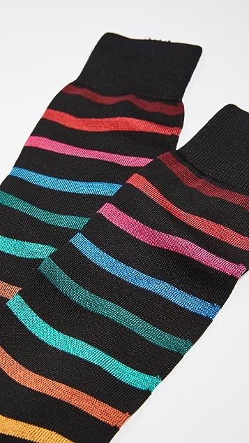 Paul Smith Men Sock Percy Stripe