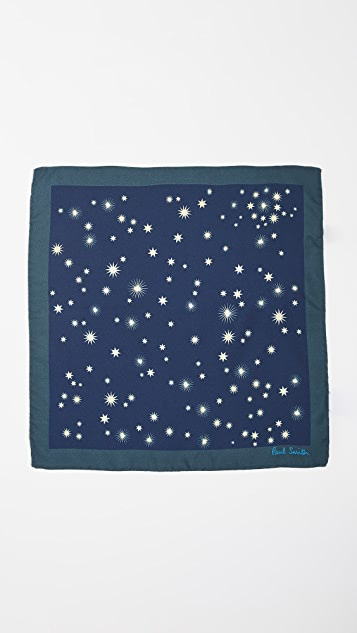 Paul Smith Mens Pocket Square