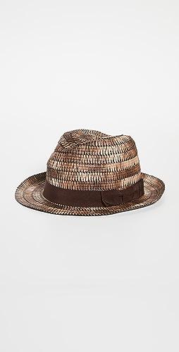Paul Smith - Space Dye Trilby Hat