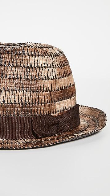Paul Smith Space Dye Trilby Hat