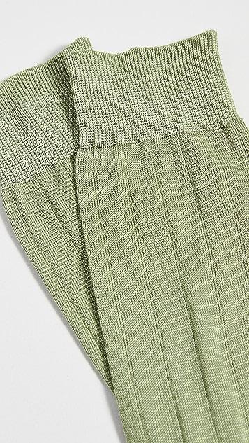 Paul Smith Plain Rib Socks