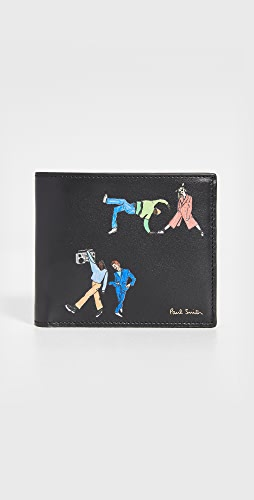 Paul Smith - Dance Bifold Wallet