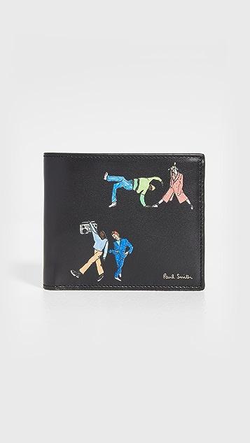 Paul Smith Dance Bifold Wallet