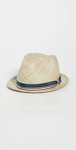 Paul Smith - Men Hat Bovens Straw Hat