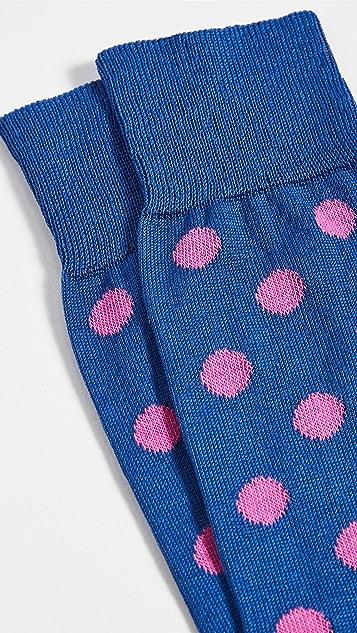 Paul Smith Men Sock Bright Spot