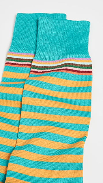 Paul Smith Two Stripe Socks