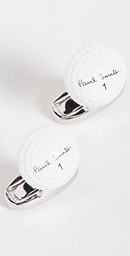 Paul Smith - Men Cufflink Golf Ball