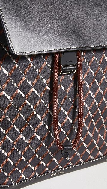 Paul Smith Mono Backpack