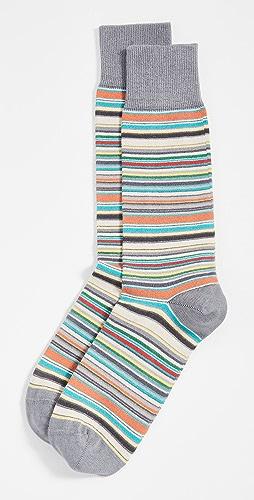 Paul Smith - Multi Stripe Socks