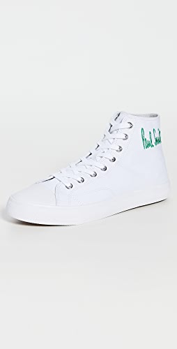 Paul Smith - Shoe Carver White Signature Sneakers