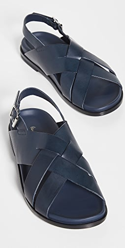 Paul Smith - Chandler Navy Shoes