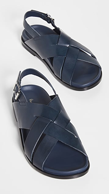 Paul Smith Chandler Navy Shoes