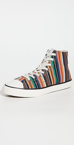 Paul Smith - Carver Stripes Sneakers