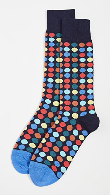 Paul Smith Daley Polka Socks