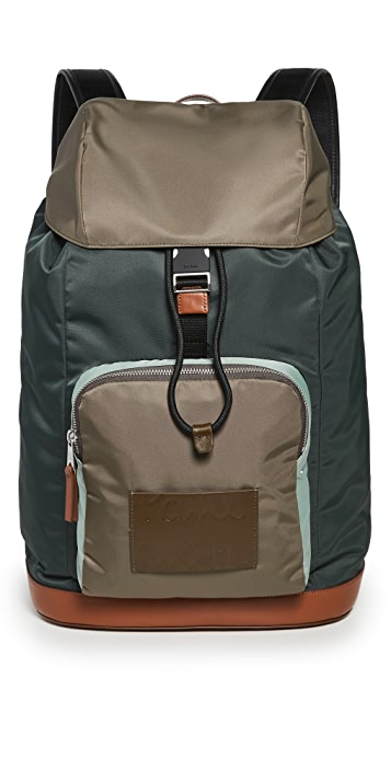 Paul Smith Colorblock Backpack