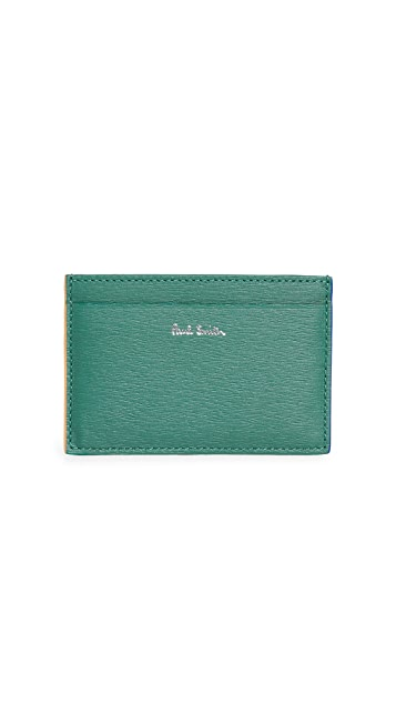 Paul Smith CC Straw Wallet