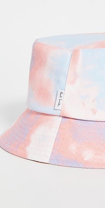 Paul Smith Tie Dye Bucket Hat