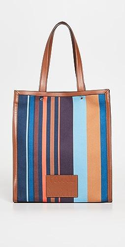 Paul Smith - Stripe Bag Tote