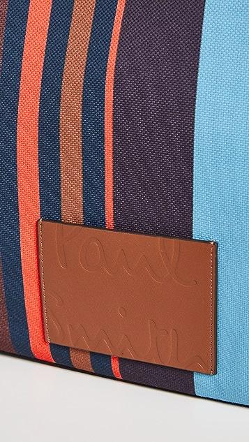 Paul Smith Stripe Bag Tote