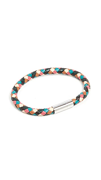 Paul Smith Leather Bracelet