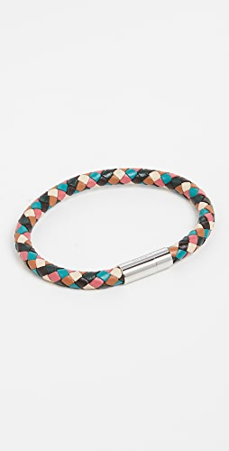 Paul Smith - Leather Bracelet