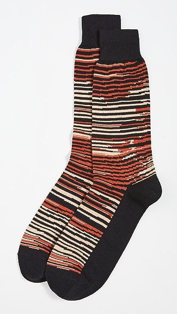 Paul Smith Twisted Stripes Socks