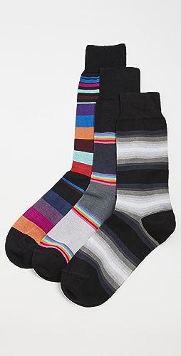 Paul Smith - Crew Socks 3 Pack