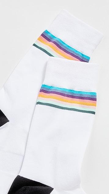 Paul Smith Stripe Cycle Socks