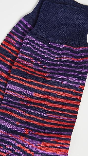 Paul Smith Twisted Stripe Socks